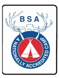 BSA Accredited Camp logo