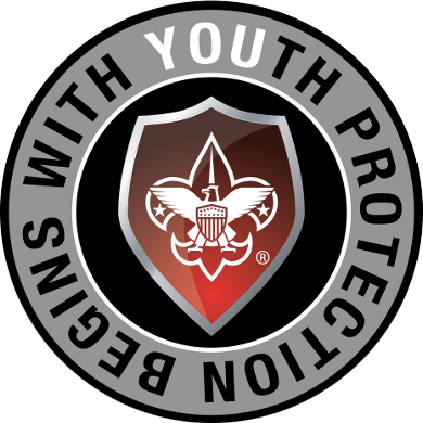 Youth Protection Begins with YOU shield
